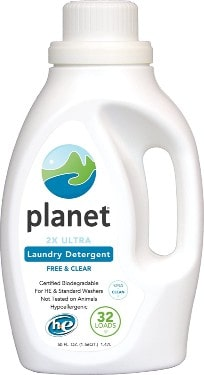 Planet 2x HE Ultra Laundry Liquid Detergent
