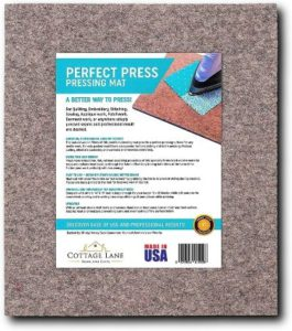Cottage Lane Wool Pressing Mat