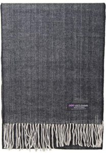 2 PLY 100% Cashmere Wool Scarf
