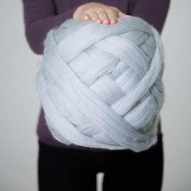 DIRUNEN Merino Wool Yarn Big Chunky