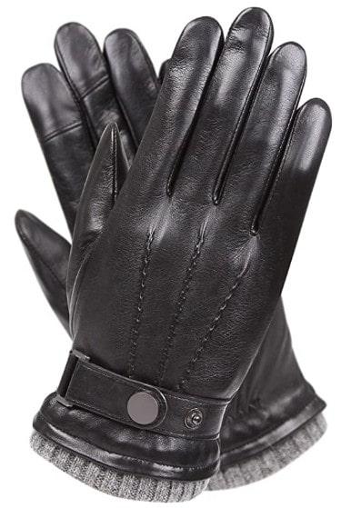 Warmen Men's Gloves